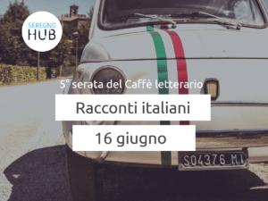 Racconti Italiani - 16 giugno