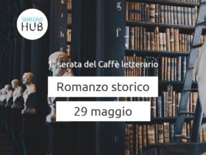 Romanzo Storico - 29 maggio